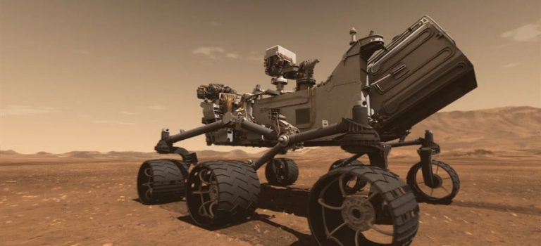 El sonido de Marte
